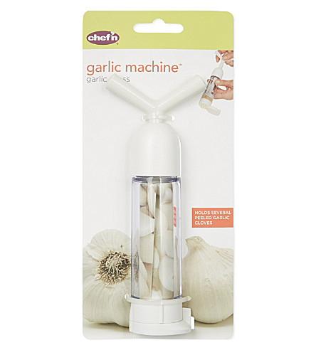 CHEF'N Garlic machine