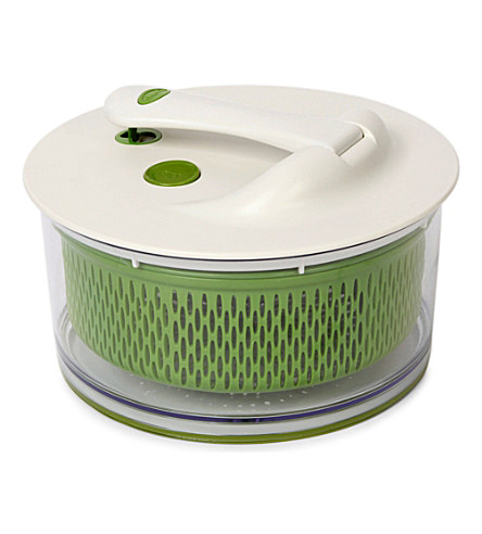 CHEF'N Large salad spinner