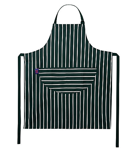 DEXAM Butcher's striped apron