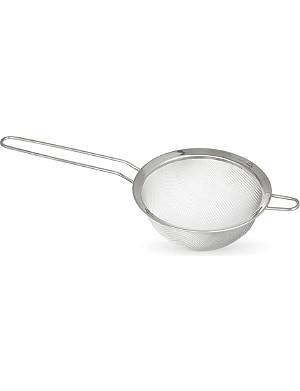 DEXAM Stainless steel sieve 15cm