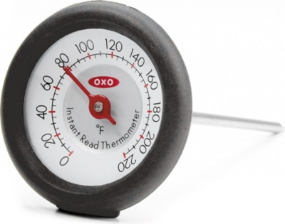 how to read a good cook thermometer