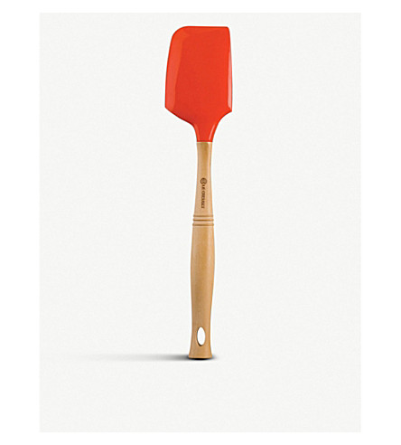 LE CREUSET Professional large spatula (Volcanic