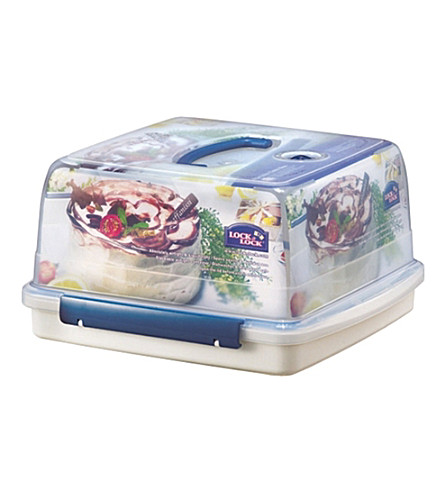 Lock n lock cake storage box 12 6l for Decor 6l container