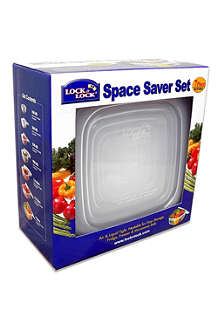 LOCK N LOCK Seven-piece space saver set