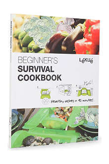 LEKUE Beginner's Survival cookbook