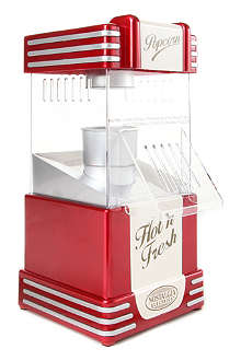 NOSTALGIA ELECTRICS Retro Series hot air popcorn maker