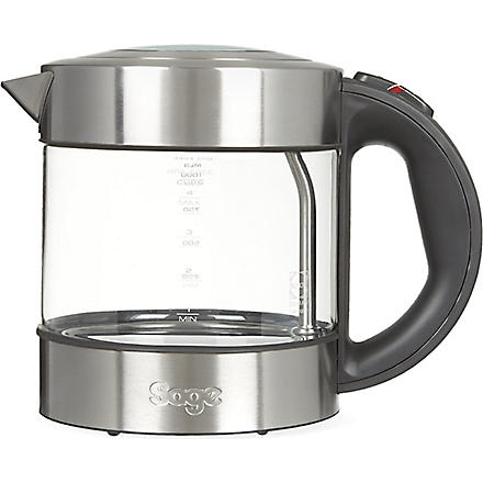 SAGE Compact glass kettle