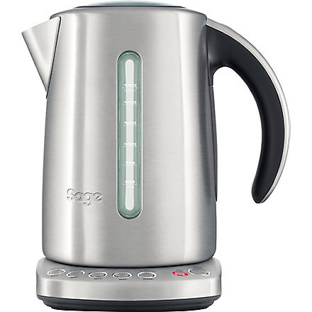 SAGE BY HESTON BLUMENTHAL Smart Kettle with variable temperature control
