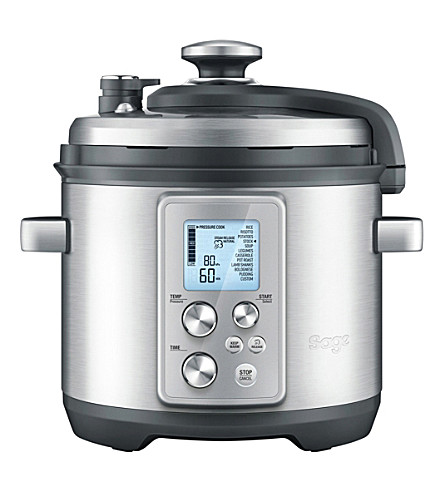 SAGE BY HESTON BLUMENTHAL Fast Slow Pro multi and slow cooker