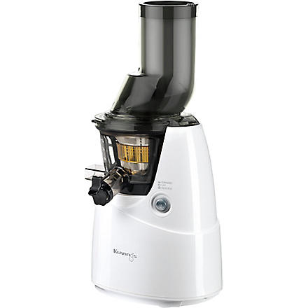 KUVINGS Whole Slow Juicer - white