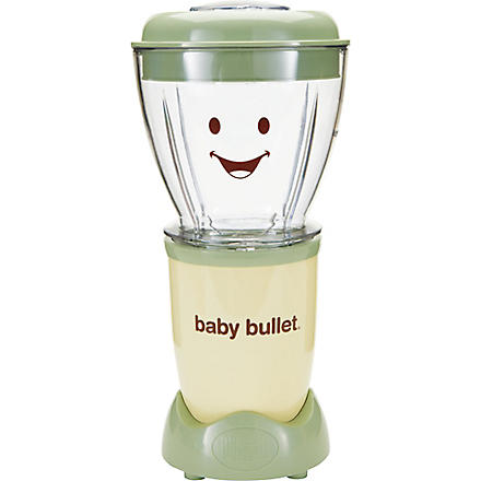 NUTRI BULLET Baby Food-Making System