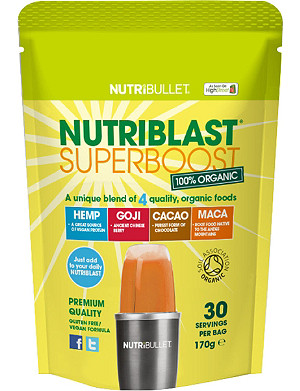 NUTRI BULLET Nutriblast superboost superfood blend