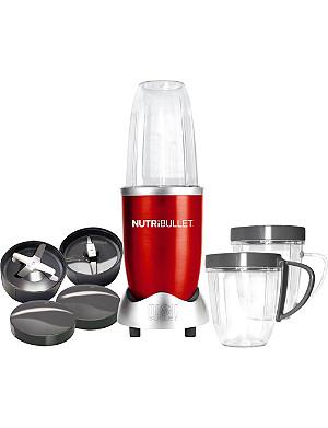 NUTRI BULLET NutriBullet Red Nutrition Extrator