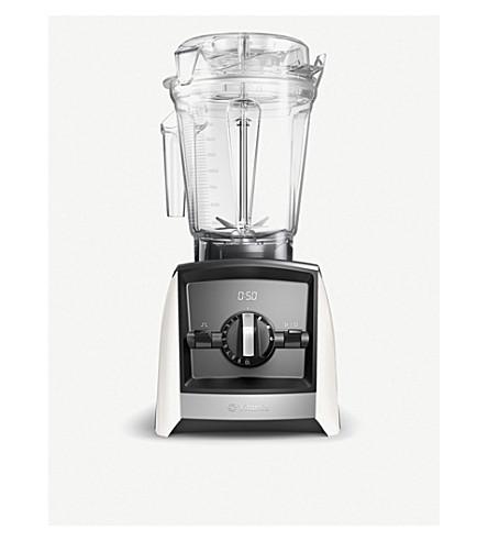 VITAMIX 上升 A2500i 搅拌器 (白色