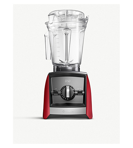 VITAMIX Ascent A2500i blender (Red