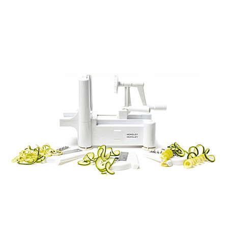 HEMSLEY + HEMSLEY Vegetable spiralizer