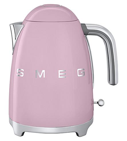 SMEG Smeg pink kettle