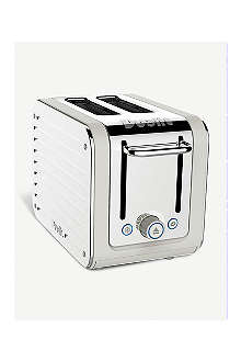 DUALIT Architect two-slot toaster