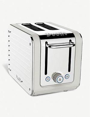 DUALIT Architect two-slot toaster
