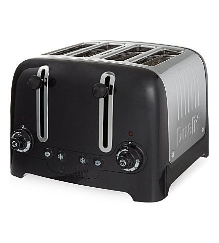 DUALIT Lite four-slice toaster
