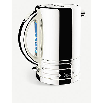 DUALIT Architect kettle with cream handle