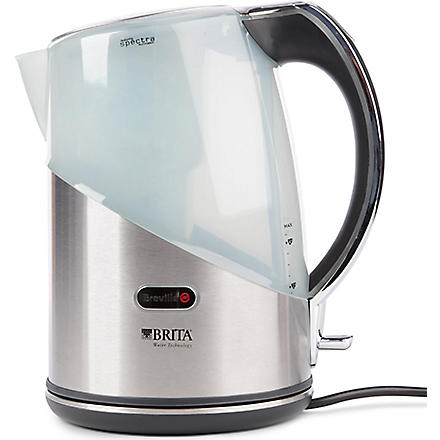 BRITA Spectra BRITA filter illuminated kettle