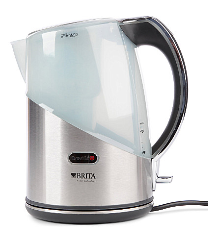 BRITA Spectra BRITA filter illuminated kettle