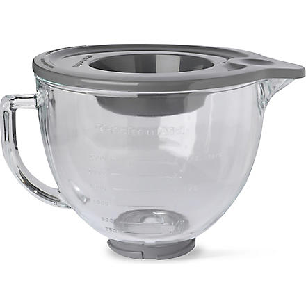 KITCHEN AID Glass bowl