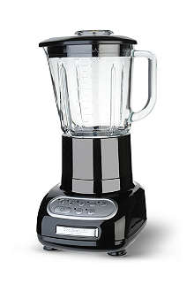 KITCHEN AID Artisan blender onyx black
