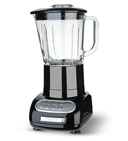 KITCHENAID Artisan blender onyx black (Black