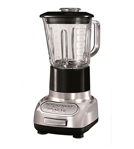 KITCHENAID Artisan blender brushed nickel (Brushed+nickel