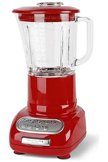 KITCHEN AID Artisan blender empire red