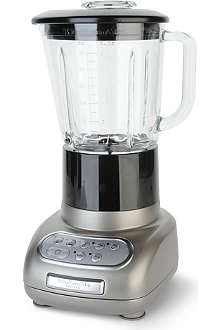 KITCHEN AID Artisan blender cocoa silver