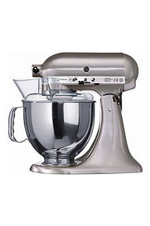 KITCHEN AID Artisan mixer brushed nickel