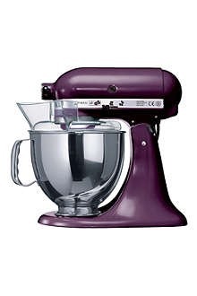 KITCHEN AID Artisan mixer boysenberry