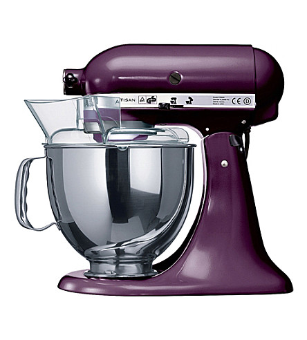 KITCHENAID Artisan mixer boysenberry