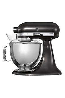 KITCHEN AID Artisan mixer black storm