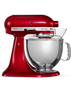 KITCHENAID Artisan mixer candy apple