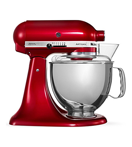 KITCHENAID Artisan mixer candy apple (Candy+apple