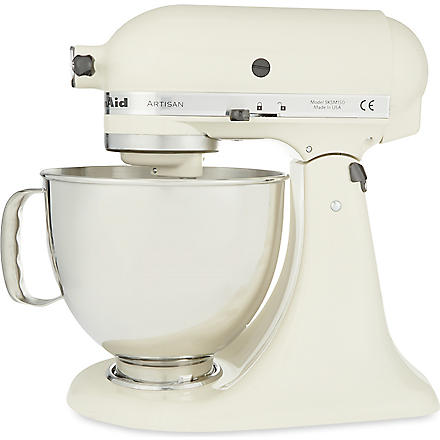 KITCHEN AID Artisan mixer almond cream (Cream