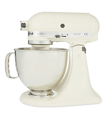 KITCHENAID Artisan mixer almond cream (Cream