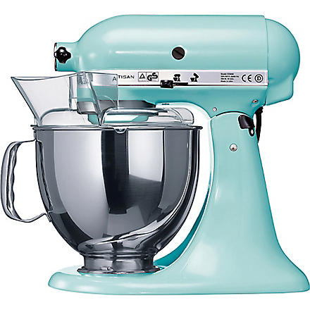 KITCHEN AID Artisan mixer ice blue (Ice+blue