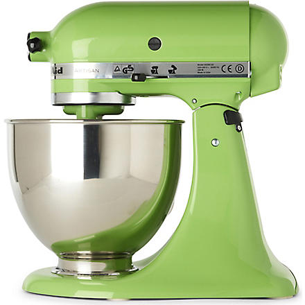KITCHEN AID Artisan mixer green apple (Apple+green