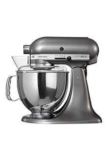 KITCHEN AID Artisan mixer medallion silver