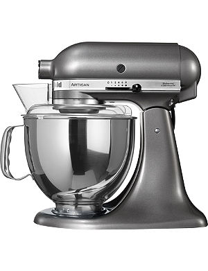 KITCHENAID Artisan mixer medallion silver