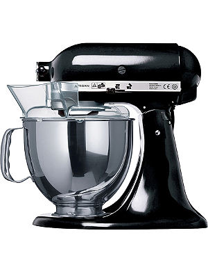 KITCHENAID Artisan mixer onyx black