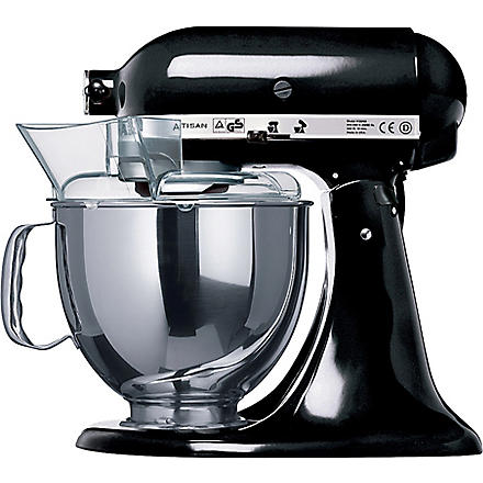 KITCHEN AID Artisan mixer onyx black (Onyx+black