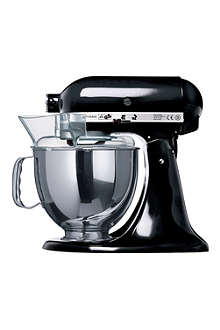 KITCHEN AID Artisan mixer onyx black
