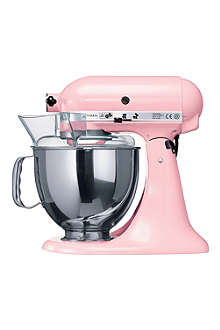 KITCHEN AID Artisan mixer pink 'cook for the cure' edition