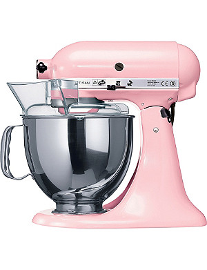 KITCHENAID Artisan mixer pink 'Cook for the Cure' edition